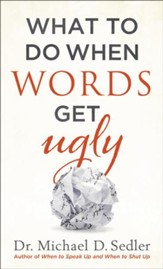 What to Do When Words Get Ugly - eBook