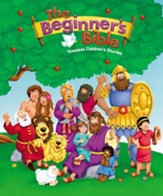 The Beginner's Bible: Timeless Children's Stories - eBook