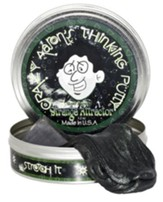 Strange Attractor Super Magnetic Putty, Black