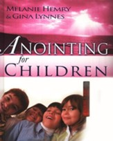 Anointing for Children--Book and Anointing Oil