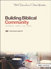 Building Biblical Community, DVD Leader Kit