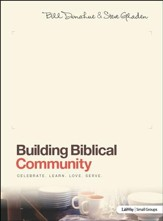 Building Biblical Community, Member Book