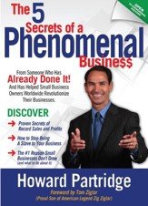 The 5 Secrets of a Phenomenal Business - eBook