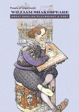 William Shakespeare: Great English Playwright & Poet - eBook