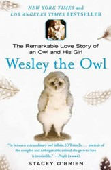 Wesley the Owl: The Remarkable Love Story of an Owl and His Girl - eBook
