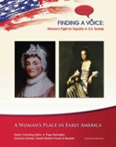 A Woman's Place in Early America - eBook