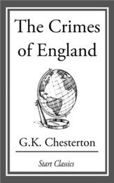 The Crimes of England - eBook