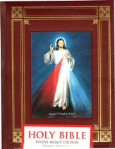RSV Catholic Family Bible: Divine Mercy Edition