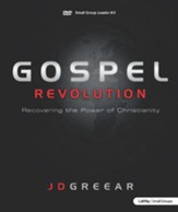 Gospel Revolution: Recovering the Power of Christianity, DVD Leader Kit