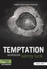 Temptation: Standing Strong Against Temptation, Member Book
