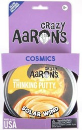 Solar Wind, Cosmic Thinking Putty