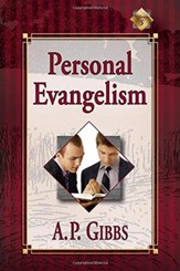 Personal Evangelism (A. P. Gibbs)  - Slightly Imperfect