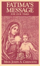 Fatima's Message for Our Times - eBook