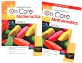 On-Core Mathematics Grade 2 Bundle