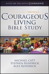 Courageous Living Bible Study Member Book - Slightly Imperfect