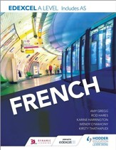 Edexcel A level French (includes AS) / Digital original - eBook