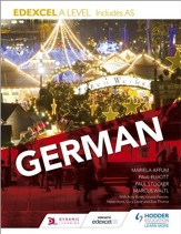 Edexcel A level German (includes AS) / Digital original - eBook