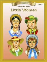 Little Women: Easy Reading Adapted & Abridged Classics - eBook