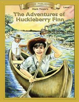 The Adventures of Huckleberry Finn: Easy Reading Adapted & Abridged Classics - eBook