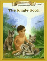 The Jungle Book: Easy Reading Adapted & Abridged Classics - eBook