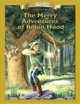 The Merry Adventures of Robin Hood: Easy Reading Adapted & Abridged Classics - eBook