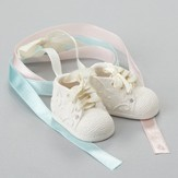 Baby's First Shoes Ornament