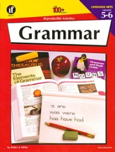 Grammar: Grades 5 to 6, The 100+ Series