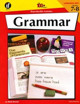 Grammar: Grades 7 to 8, The 100+ Series