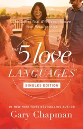 The 5 Love Languages Singles Edition - eBook