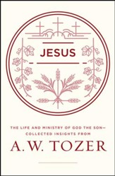 Jesus: The Life and Ministry of God the Son-Collected Insights from A. W. Tozer - eBook
