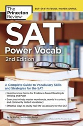 SAT Power Vocab, 2nd Edition - eBook