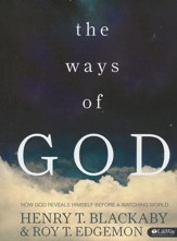 The Ways of God: How God Reveals Himself Before a Watching World, Bible Study