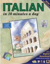 ITALIAN in 10 minutes a day ®