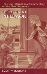 Letter to Philemon: New International Commentary on the New Testament (NICNT)