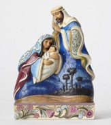 Holy Family Scene Figure