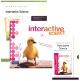 Interactive Science Grade K Homeschool Bundle