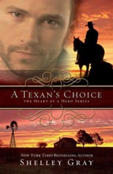 A Texan's Choice - eBook