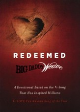 Redeemed: A Devotional Based on the #1 Song That Has Inspired Millions (slightly imperfect)