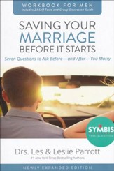 Saving Your Marriage Before It Starts Workbook for Men, Revised