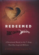 Redeemed: A Devotional Based on the #1 Classic Song  That Has Inspired Millions - Slightly Imperfect