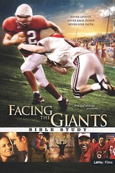 Facing the Giants: Bible Study, Member Book
