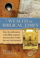 Wealth in Biblical Times - eBook