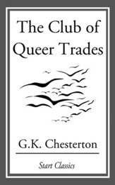 The Club of Queer Trades - eBook