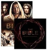 The Bible: The Epic Miniseries DVD with CD