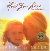 How You Live (Turn Up the Music)--Gift Book and DVD