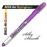 Gel Bible Highlighter, Violet