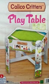 Calico Critters Playtable for Children