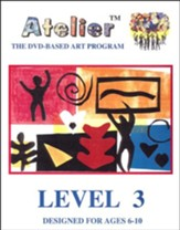 DVD-Based Art Lesson Modules Level 3B