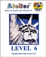 DVD-Based Art Lesson Modules Level 6C