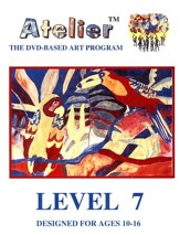 DVD-Based Art Lesson Modules Level 7C